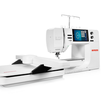 BERNINA 700 with Embroidery Module